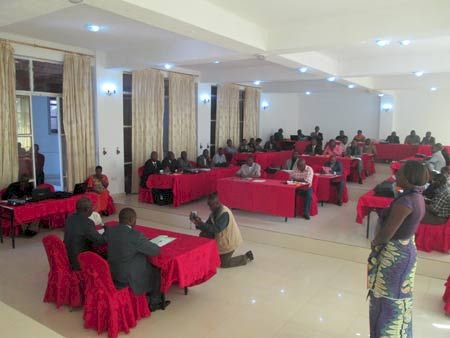 Atelier APNK sur les marchés publics et la reddition des comptes