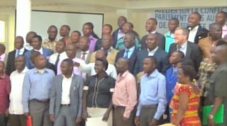 Atelier sur la confection des documents parlementaires au profit des fonctionnaires de l'Assemblée provinciale du Nord-Kivu