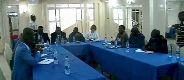 Réunion à Goma du comité de pilotage du PAP